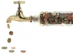Spar på vandet og spar penge.