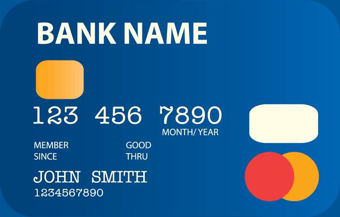 De fleste danske banker tilbyder et MasterCard