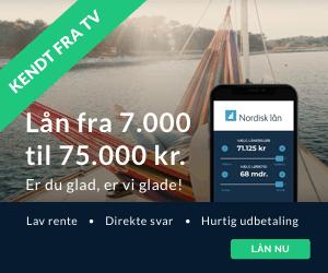 Nordisk lån - Lån med NemID og få pengene samme dag