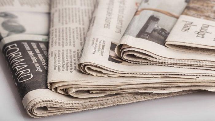 Prøv en avis gratis og uforpligtende