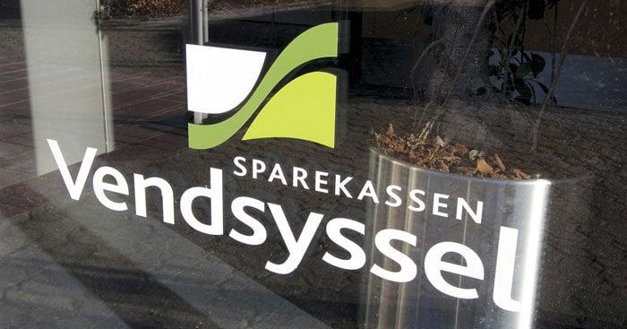 Sparekassen Vendsyssel har i dag tæt på 100.000 kunder