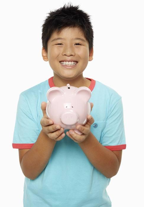 En børneopsparing kan være fordelagtig da afkast og renter er skattefrie