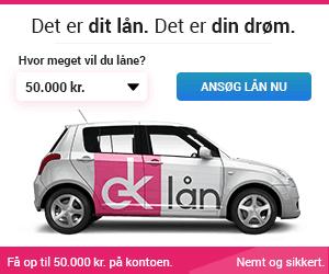 ek lån >> Lån 50.000 kr.