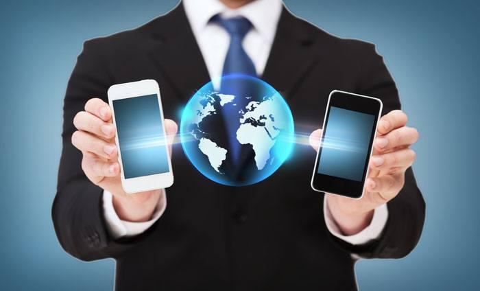 businessman-showing-smartphones