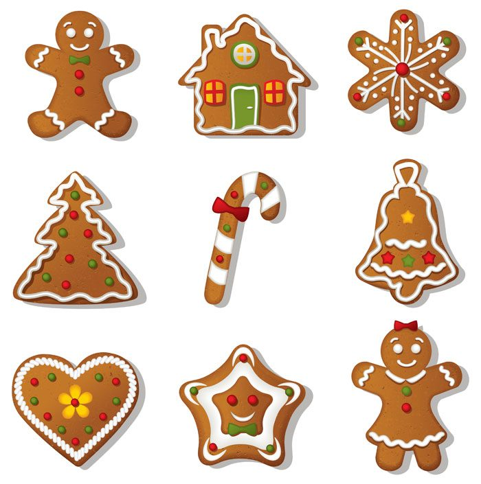 christmas-gingerbreads