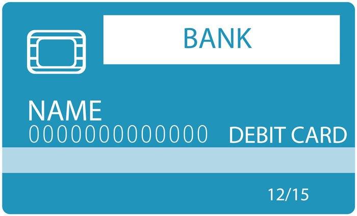 Et debetkort er et betalingskort uden mulighed for kredit. Du kan dermed ikke hæve flere penge end der står på din konto.