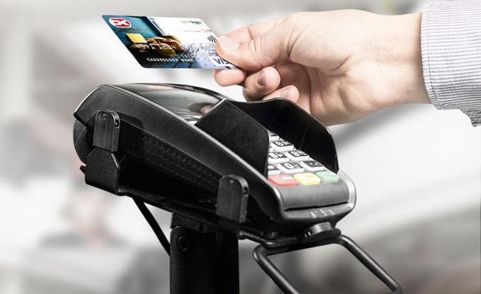Med Dankortet kan du lave kontaktløse betalinger