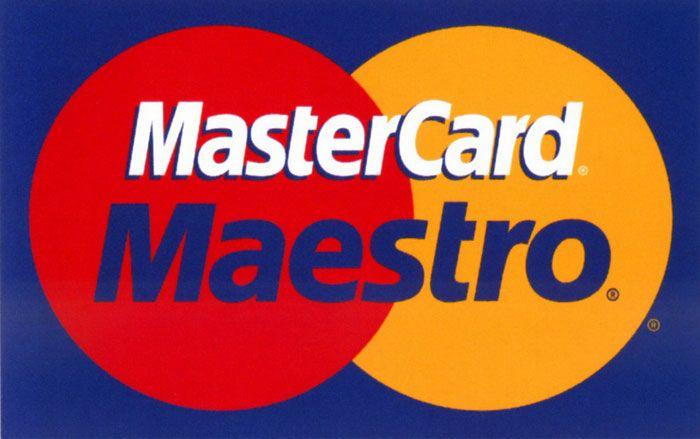 Maestro Card ejes af MasterCard