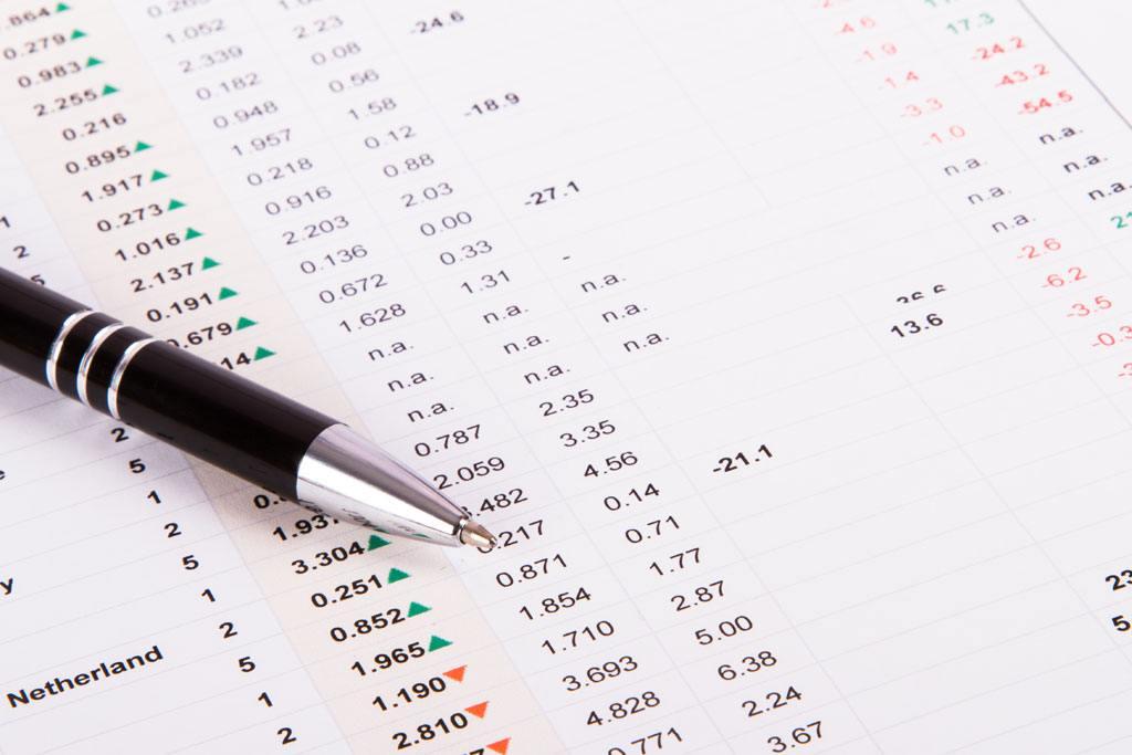 Brug vores Excel budgetskemaer og lav hurtigt dit eget personlige budget