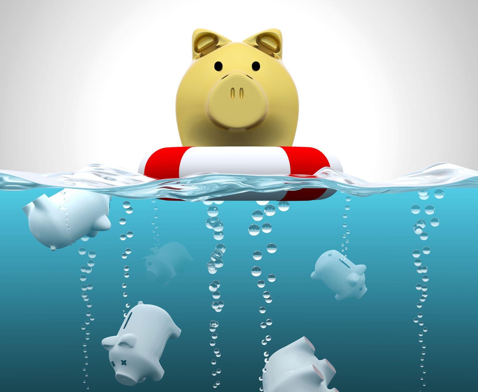Med livrenten er du sikret pensionsudbetalinger resten af livet.