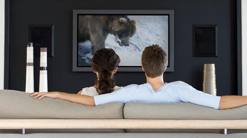 Med den rette TV pakke, så kan du se de programmer som interesserer dig.