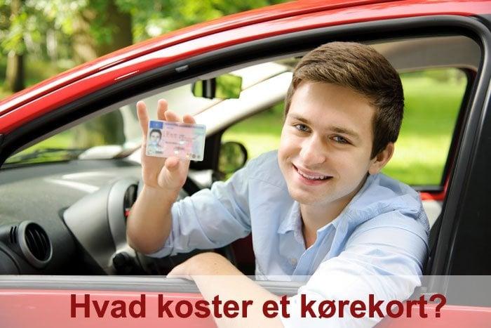 Hvad koster et kørekort?