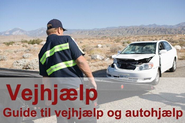 Guide til vejhjælp og autohjælp >> Sådan sikrer du billigst din bil