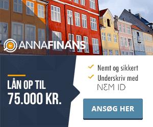 Anna Finans - Lån som 18-årig og få pengene på 10 minutter