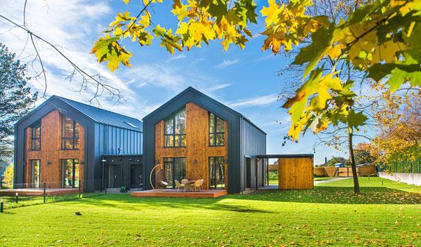 Husforsikring >> Hvad er det, og hvordan vælger du den rette husforsikring