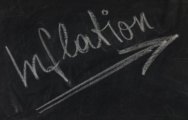 Læs om inflation i denne artikel
