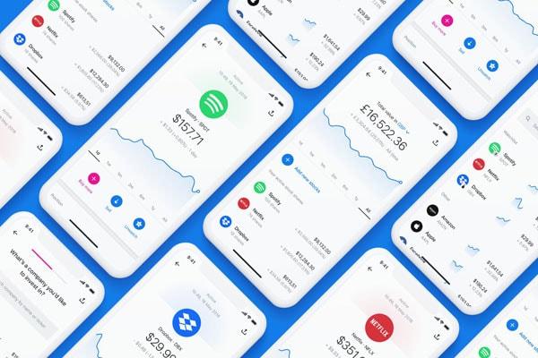 Med Revolut-app'en får du overblik over din økonomi